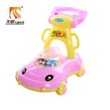 中国の4つのプラスチック車輪を持つ卸し売り特別な赤ん坊の歩行者