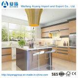 Armadio da cucina dell'acciaio inossidabile con i disegni personalizzati fatti in Cina