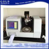Gd-3536D große LCD Bildschirm-Bildschirmanzeige-geöffnete Cup-Flammpunkt-Analysegeräte