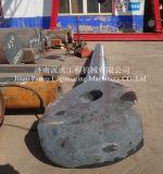 Pistón por encargo Rod del cilindro hidráulico del OEM con acero inoxidable