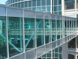 vidro de indicador de 3-19mm para o edifício