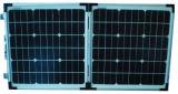 Type portatif se pliant du panneau solaire 60W avec le contrôleur