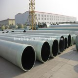 A fibra de vidro conduz a produção para o uso da drenagem da água