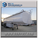 30cbm ~ 50cbm 3 Axles Fuel Tanker Semi Trailer