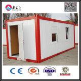 Дом контейнера плоского пакета панели сандвича портативная (XGZ-0667)