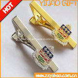 Clip di legame su ordinazione di doratura elettrolitica per il regalo di promozione (YB-LY-TC-01)