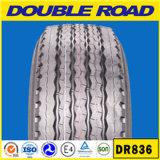 Fabricante doble del neumático del carro del camino de China 385/65r22.5