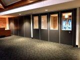 Paredes de dobramento acústico da escola parede para sala de aula, biblioteca