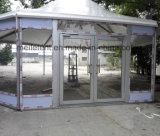 [غز] شفّافة [أبس] جدار لأنّ ألومنيوم خيمة مع لوح أكريليكيّ