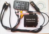1 système du taxi DVR d'appareil-photo, mémoire d'écart-type, enregistrement de début de mètre de support