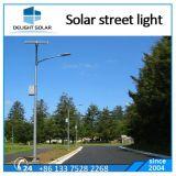Singolo indicatore luminoso di via solare di Bridgelux LED del braccio del campione libero