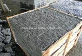 Zhangpu 까만 현무암 화강암 포석/자갈 돌/Cubestone