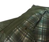 Les hommes de Ployester imperméabilisent la jupe de Softshell, jupe bon marché de Softshell sans capot