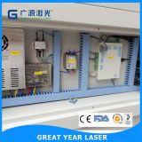 estaca de alta velocidade do laser das cabeças dobro de 900*600mm e máquina de gravura 9060d