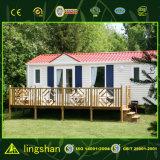 Het geprefabriceerde Huis van de Luxe van het Sta-caravan