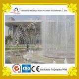 Напольная характеристика воды с фонтаном сопла 3D