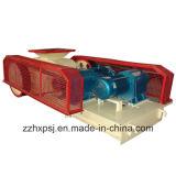 Trituradora de rodillo del doble del uso de la planta del material refractario