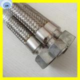 Alambre de los Ss 304 tejido el manguito del metal flexible