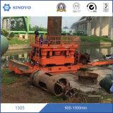 Инструменты глубокой почвы Jack тяги Drilling покрывая вращатель для учредительства