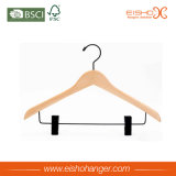 Изготовленный на заказ Non-Slip чернота закрепляет вешалку одежд для засыхания