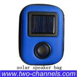 Mini bolso solar del altavoz Std-M260 para la PC del teléfono móvil, iPod, MP3/MP4