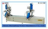 Fraiseuse de fente principale de l'eau deux pour le profil de PVC