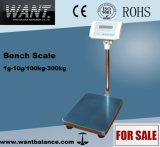 High Precision piso durable Bench Scale (300kg / 200kg / 100kg * 1g)
