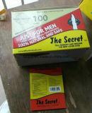 Geschlechts-männliche Verbesserungs-Pillen des Chef-Nashorn-Gold1500mg
