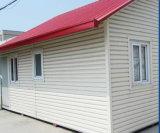Geschikt Huis plm-163 van de Isolatie van de Hitte Goedkoop Geprefabriceerd