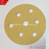 Velcro Disco de lijado para Auto masilla y pintura
