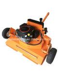 травокосилка 16-HP установленная ATV-Трактором