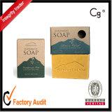 Caja al por mayor del jabón del papel coloreado, caja de regalo, caja de empaquetado,