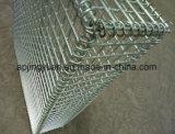 Engranzamento soldado galvanizado de Gabion e engranzamento tecido PVC de Gabion
