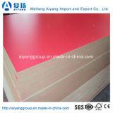 MDF blanco del color de rosa/del verde/rojo/del negro del color 5m m con buen precio