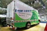 bateria de lítio ternária do poder superior 32kwh para o veículo da logística