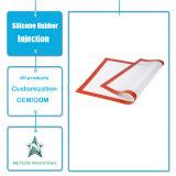 Kundenspezifische Silikon-Produkt-Hochtemperaturwiderstand-Silikon-Küchenbedarf-Backen-Matte