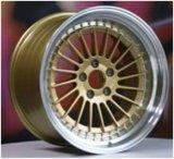 아름다운 깊은 입술 수리용 부품시장 합금 바퀴