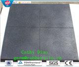 Couvre-tapis d'étage de gymnastique, couvre-tapis en caoutchouc de gymnastique, tuile en caoutchouc de gymnastique