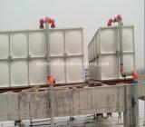 Tanque de armazenamento da água do tanque de pressão da água de FRP GRP