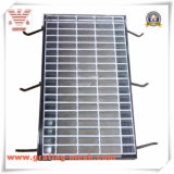 직류 전기를 통한 Drain Grating 또는 Durable Steel Grating
