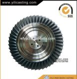 Superalloy Investment Casting Turbine Disc Locomotive Turbocharger Kits