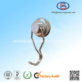 Original Factory of Magnetic Pot Magnet with Hook