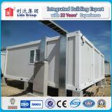 De geprefabriceerde Prijzen van het Huis van de Container van de Luxe, Modern het Leven Huis 2 Eenheden 40FT van de Prefab Verschepende Container