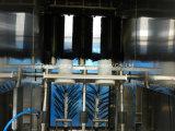 Plástico máquina que capsula de relleno del agua del compartimiento de 5 galones