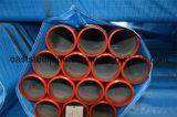 ULの消火活動のスプリンクラーによって塗られる鉄骨構造の管