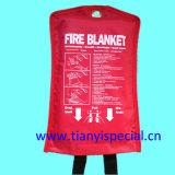 بطانيات مقاومة للحريق / بطانية مكافحة الحرائق / السلامة من الحريق بطانية