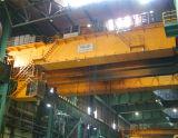 Grue de poche de pont roulant de métallurgie moulant le pont roulant