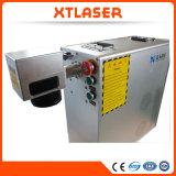 Тип машина цветастой маркировки фабрики Shandong Handheld маркировки лазера волокна Mopa