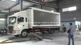 手段を移動式昇進の段階のトラック広告するJAC 4X2 LED 8トンの