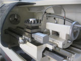 Torno do metal do CNC da precisão de Ck6140A